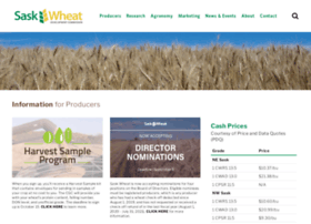 saskwheatcommission.com