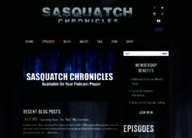 sasquatchchronicles.com