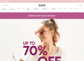 sassclothing.com.au