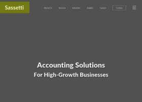 sassetti.com