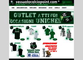 sassuolocalciopoint.com