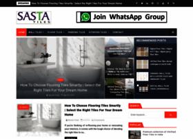 sastatiles.com