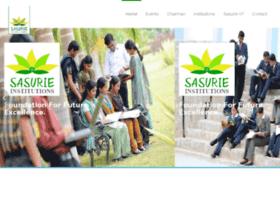 sasurie.org