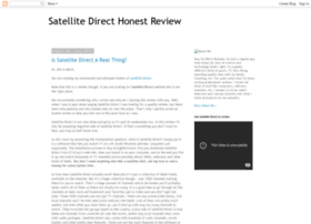 satellitedirecthonestreview.blogspot.com
