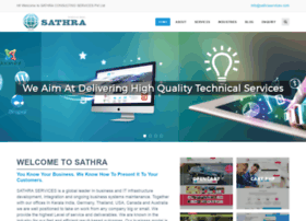sathraservices.com