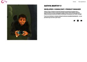 sathyamurthy.com