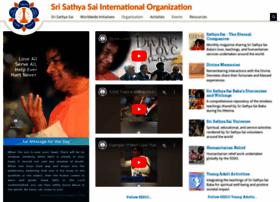 sathyasai.org
