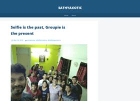 sathyaxotic.wordpress.com