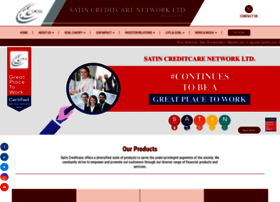 satincreditcare.com