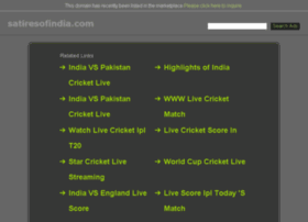 satiresofindia.com