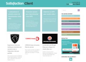 satisfaction-client.info