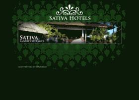 sativahotels.com