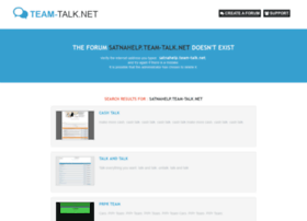 satnahelp.team-talk.net