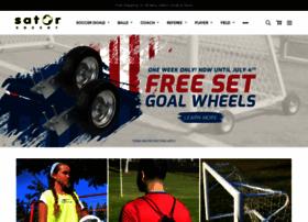 satorsoccer.com