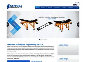 satpudaindia.com