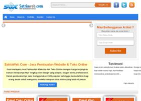 satriaweb.com