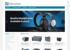 satronics.co.za