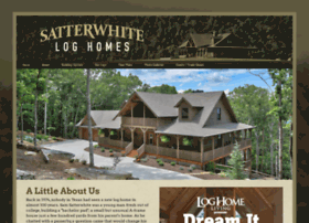 satterwhite-log-homes.com