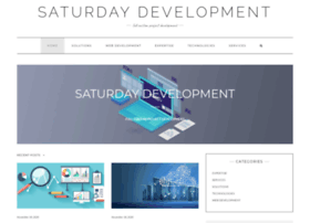 saturday-development.com