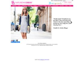 saturdaydress.com
