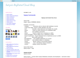 satya-hadoop.blogspot.in