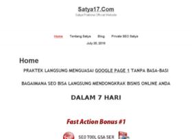 satya17.com