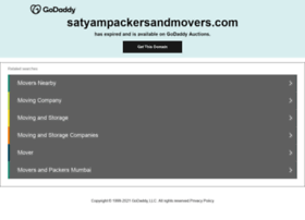 satyampackersandmovers.com