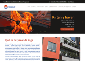 satyananda-yoga.net