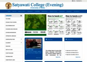 satyawatievedu.ac.in