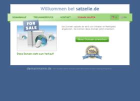 satzeile.de