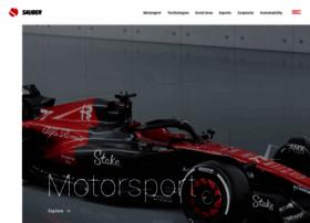 sauber-motorsport.com