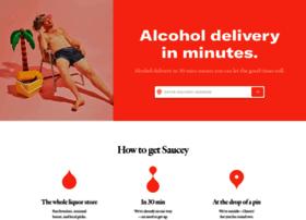 sauceyapp.com