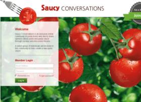 saucyconversations.com