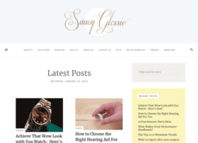 saucyglossie.com