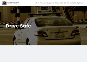 saudi-driving-license.info
