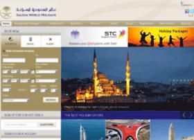 saudiaworldholidays.com