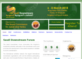 saudidownstream.com