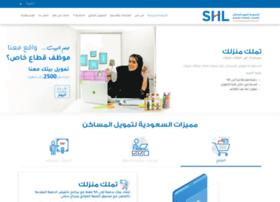 saudihomeloans.com