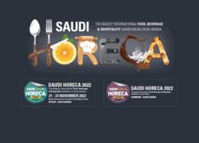 saudihoreca.com