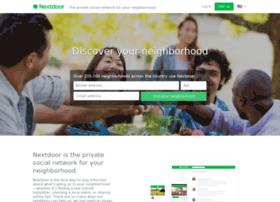 sauganash.nextdoor.com
