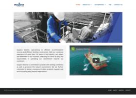 saujanamarine.com