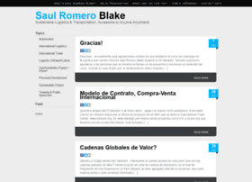 saulromeroblake.com