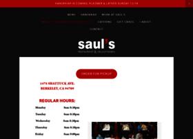 saulsdeli.com