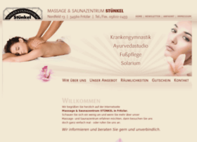 sauna-massagezentrum.de