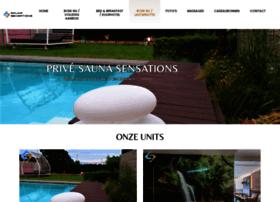 sauna-sensations.be