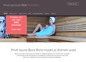 amsterdam prive sauna