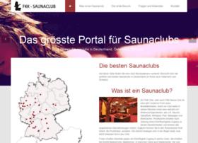 saunaclub.info