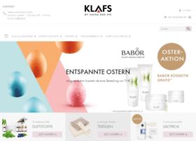saunashop.klafs.at