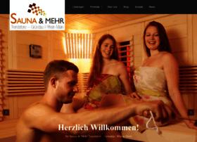 saunaundmehr.de