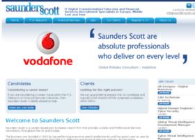 saundersscott.co.uk